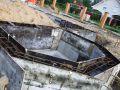 строительство фундамента для дома в с. Петропавловское, фото 6