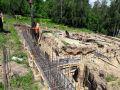 строительство монолитно-ленточного фундамента в Киеве, фото 2