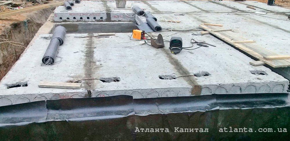 Железобетонные сваи фундамент под ключ в Королёве