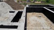 строительство монолитной фундаментной ленты