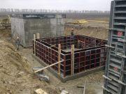 резервуары из бетона