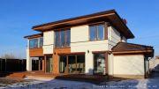 постройка красивого дома